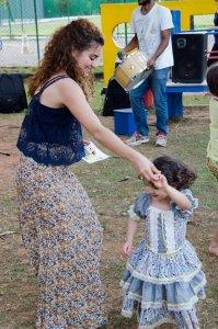 Festa Junina Vivendo e Aprendendo 2015