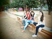 Joana, Sheylane, Wilma e Priscila