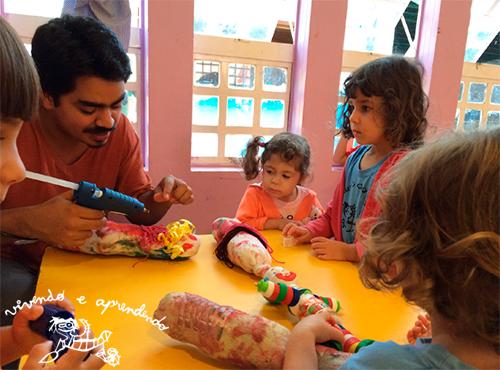 Projeto Pedagógico - As Minhocas